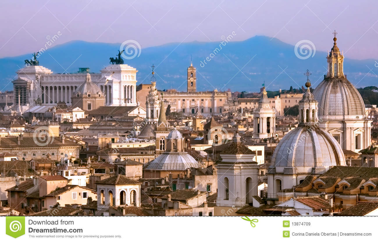Rome Downtown