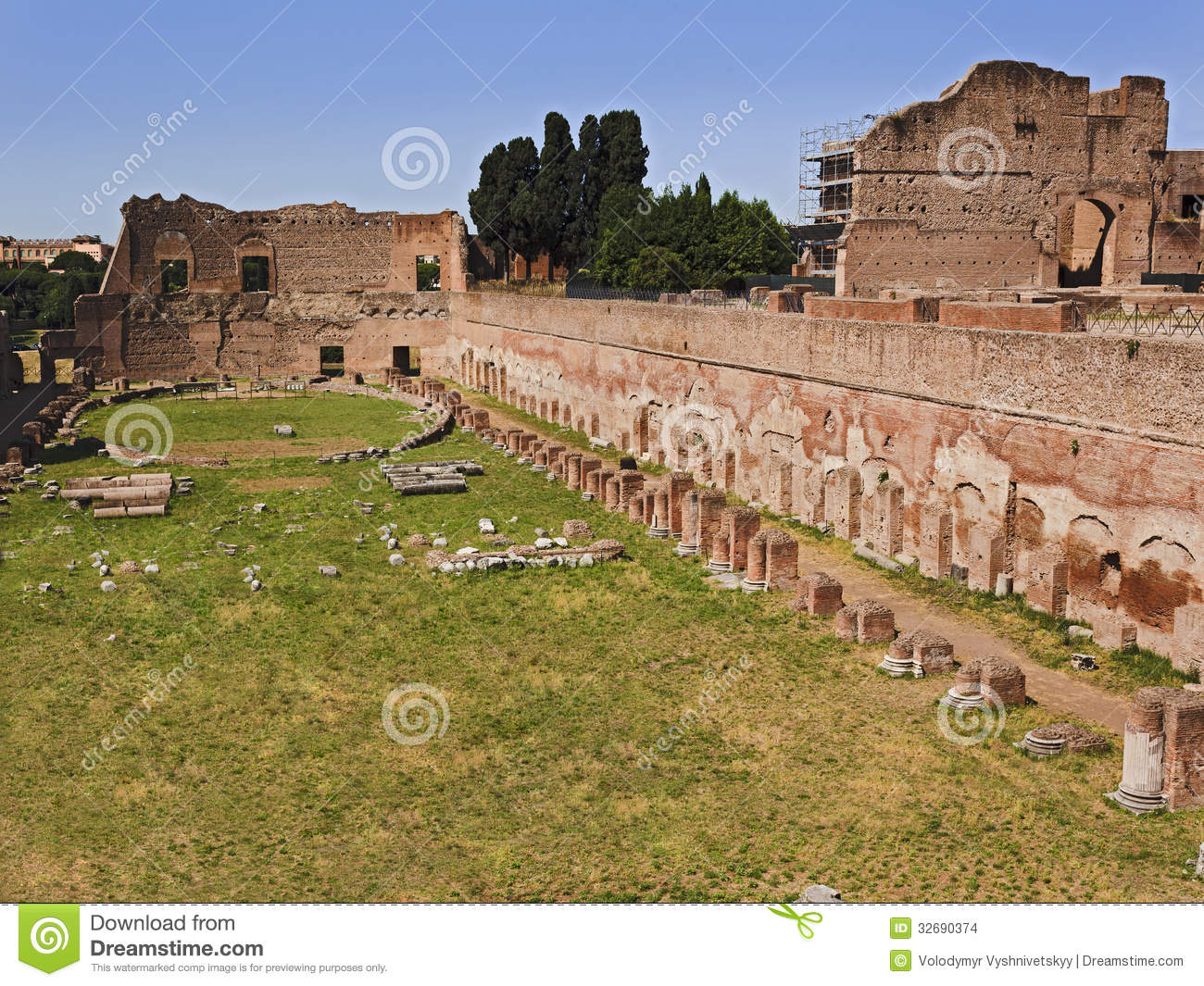 rome capital of the greatest empire Diocletian was roman emperor from 284 to 305 ce after the defeat and death of the roman emperor philip the arab in 249 ce, the empire endured over.