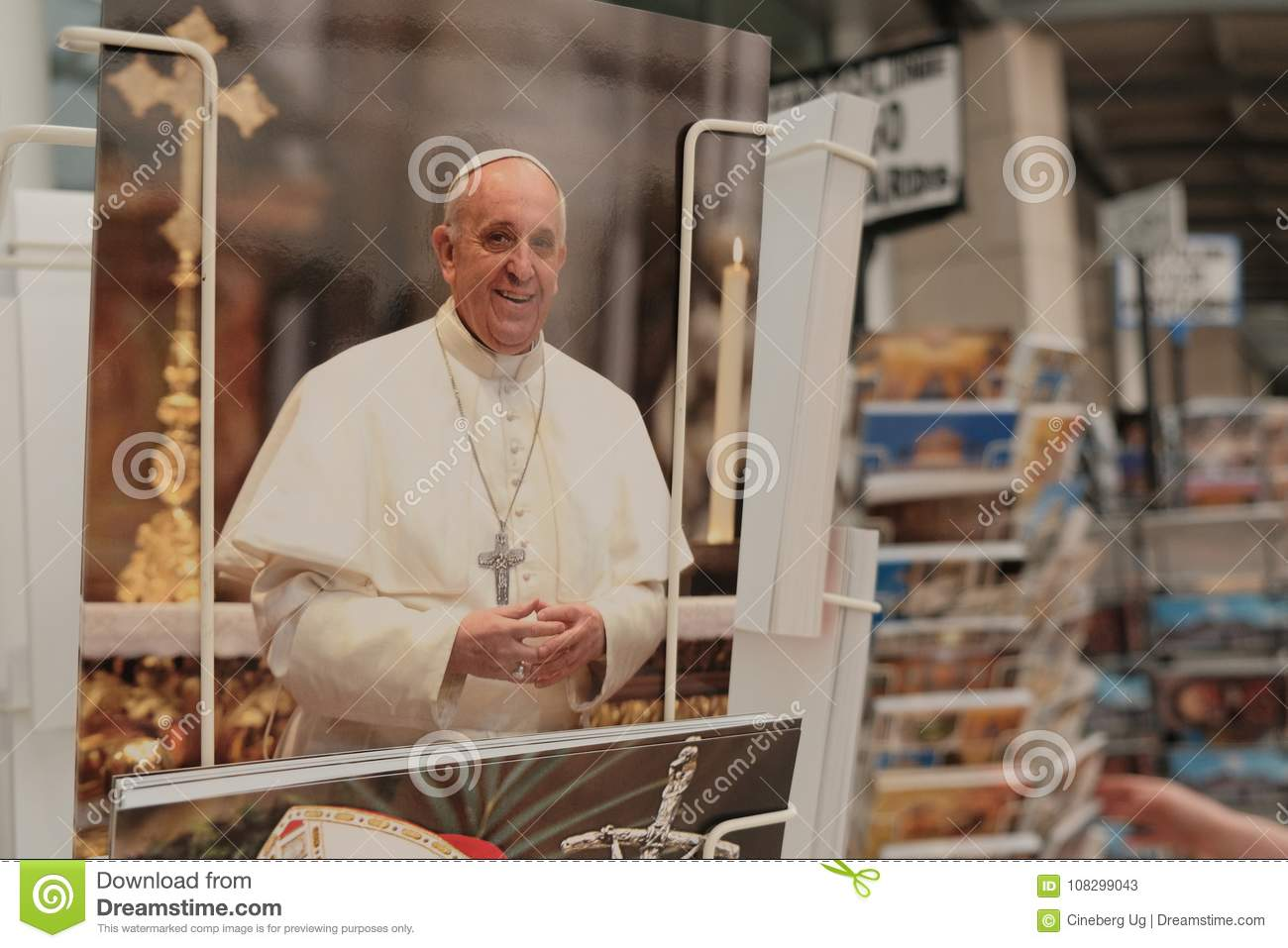 The Current Pope