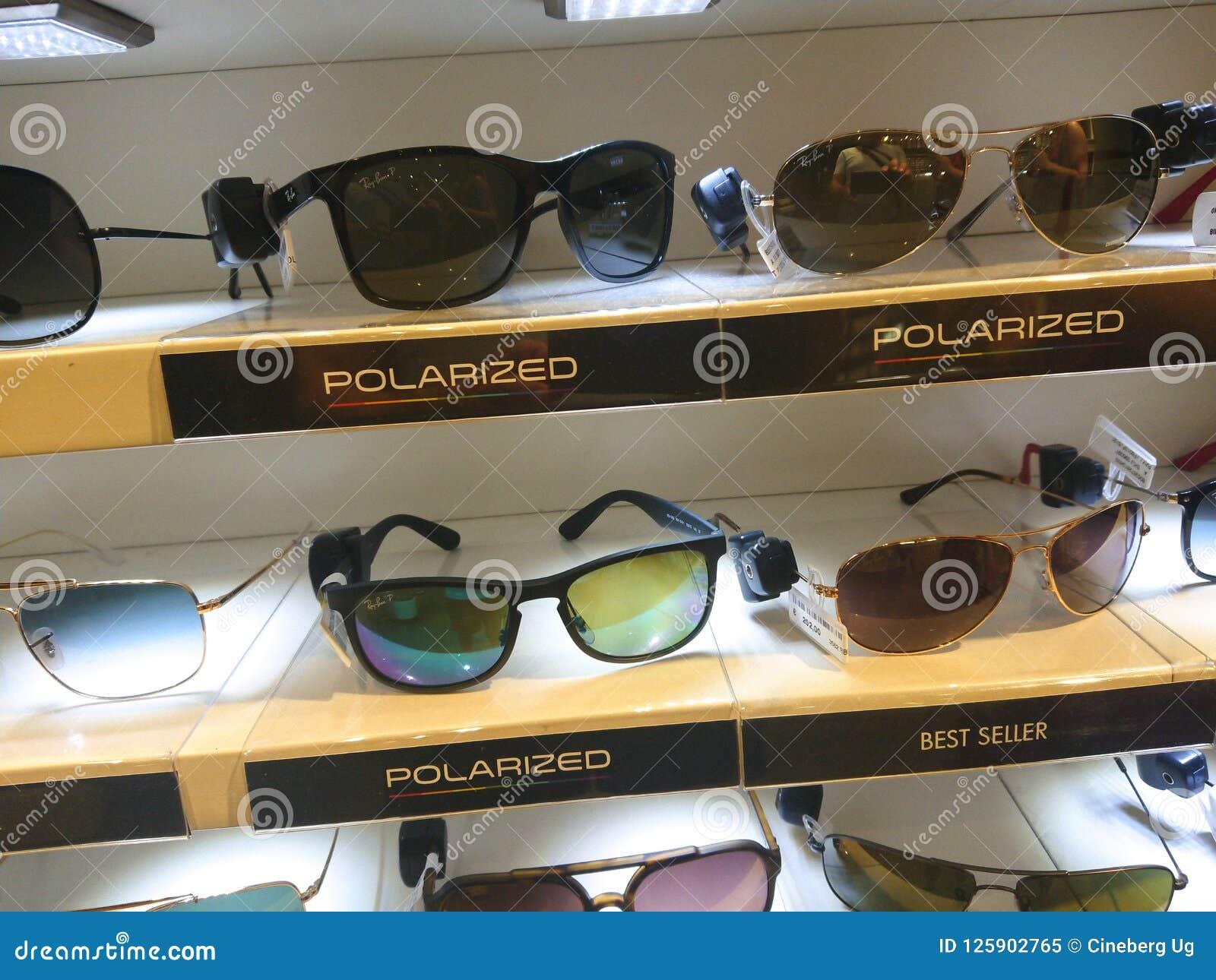 63efa96e105 Polarized Sunglasses For Sale Editorial Image - Image of accessories ...