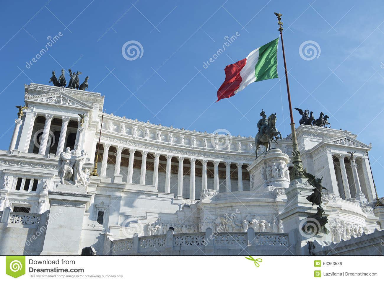 Modern Architecture Rome rome italy modernist architecture of trajan's forum stock photo