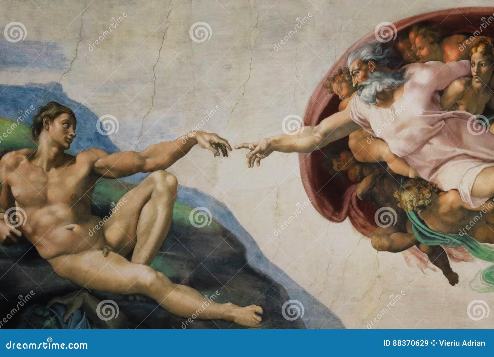 Rome l Italie création du 8 mars d Adam par Michaël Angelo