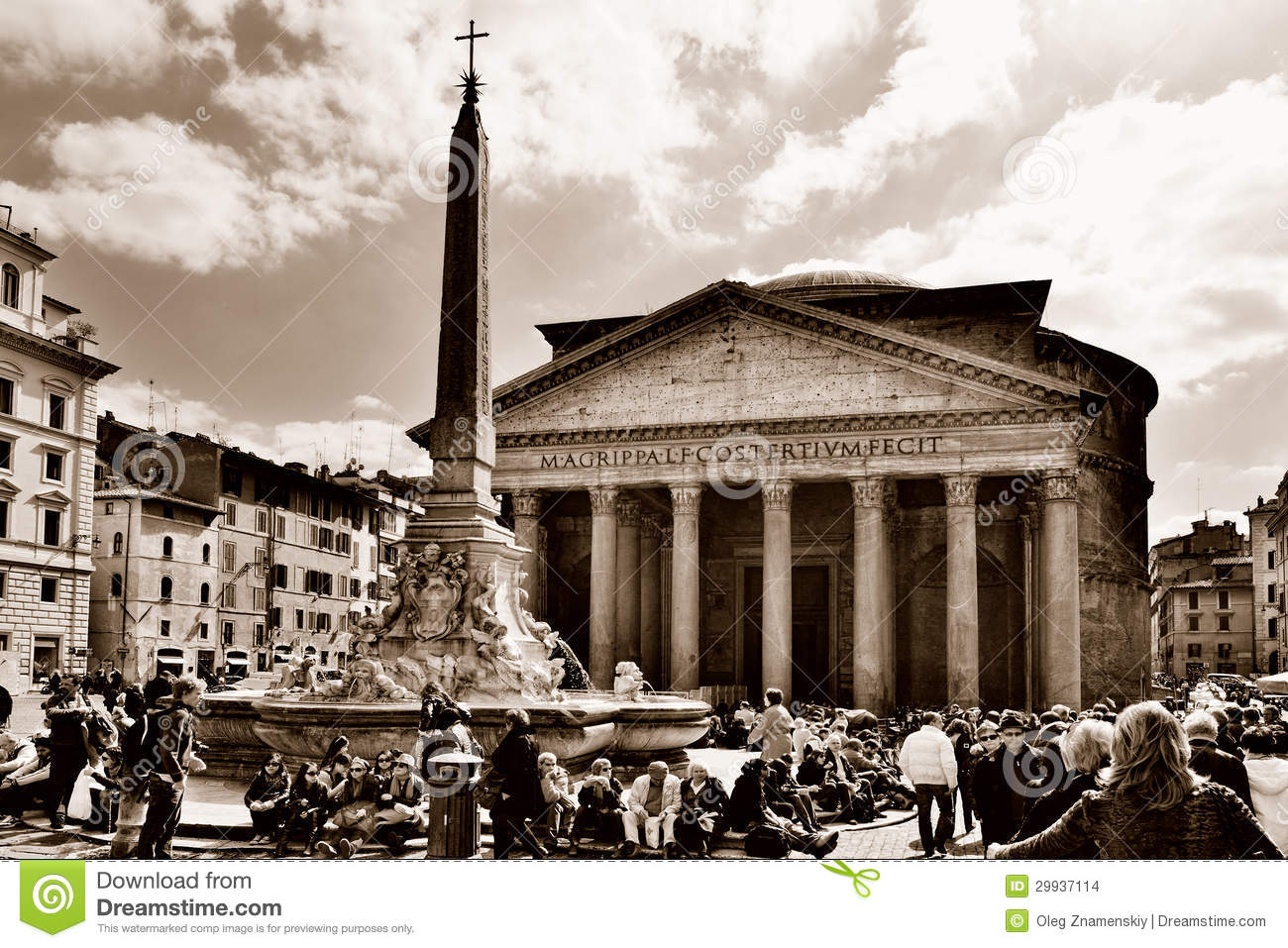the construction and historical significance of the pantheon The pantheon by architect which became the largest in history structure and construction the architecture of the pantheon is complex in its.