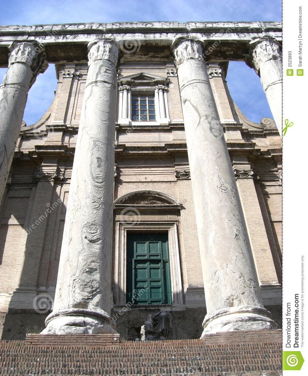rome pillars stock photos image 2523893