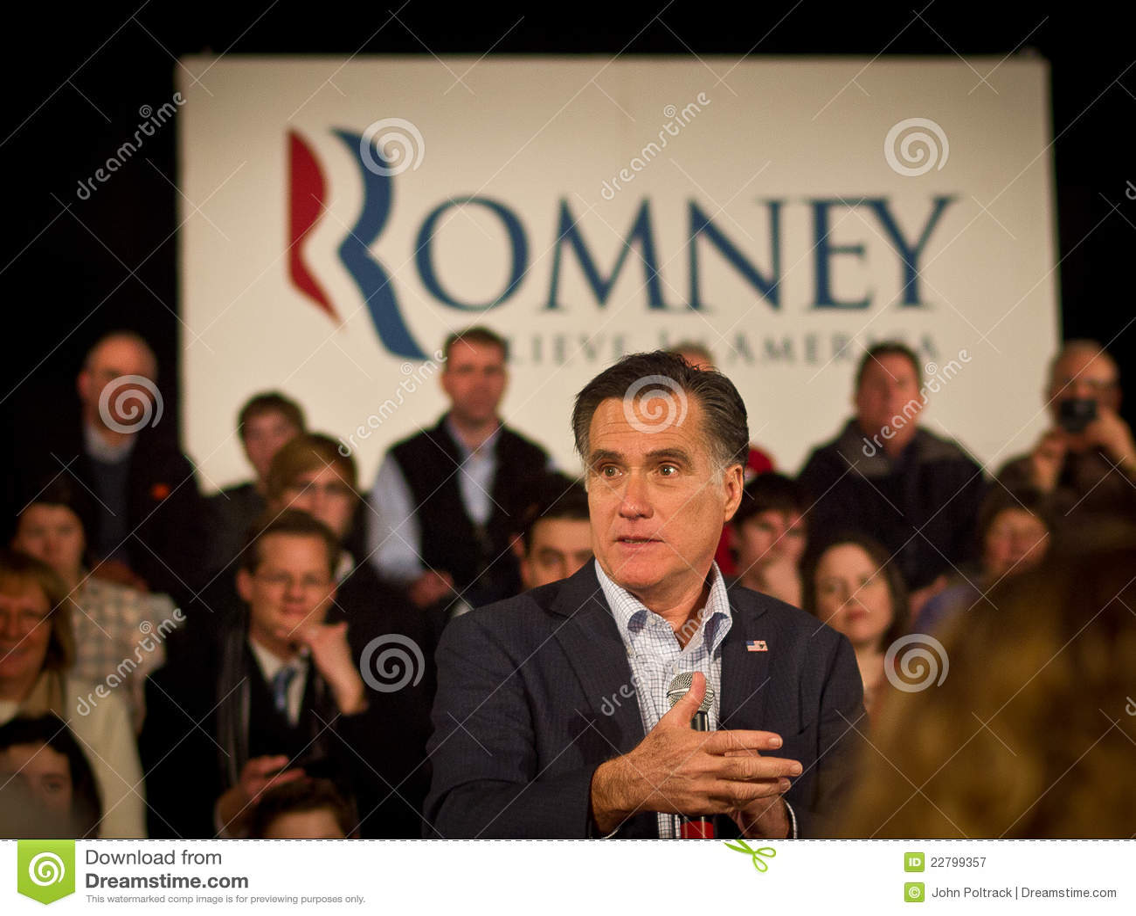 Romney γαντιών πυγμαχίας