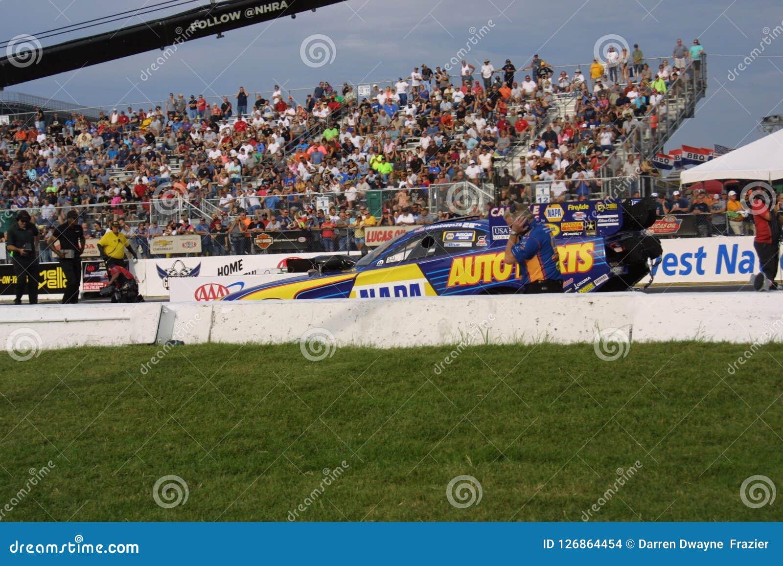 NHRA at Gateway Motorsports Park 2018