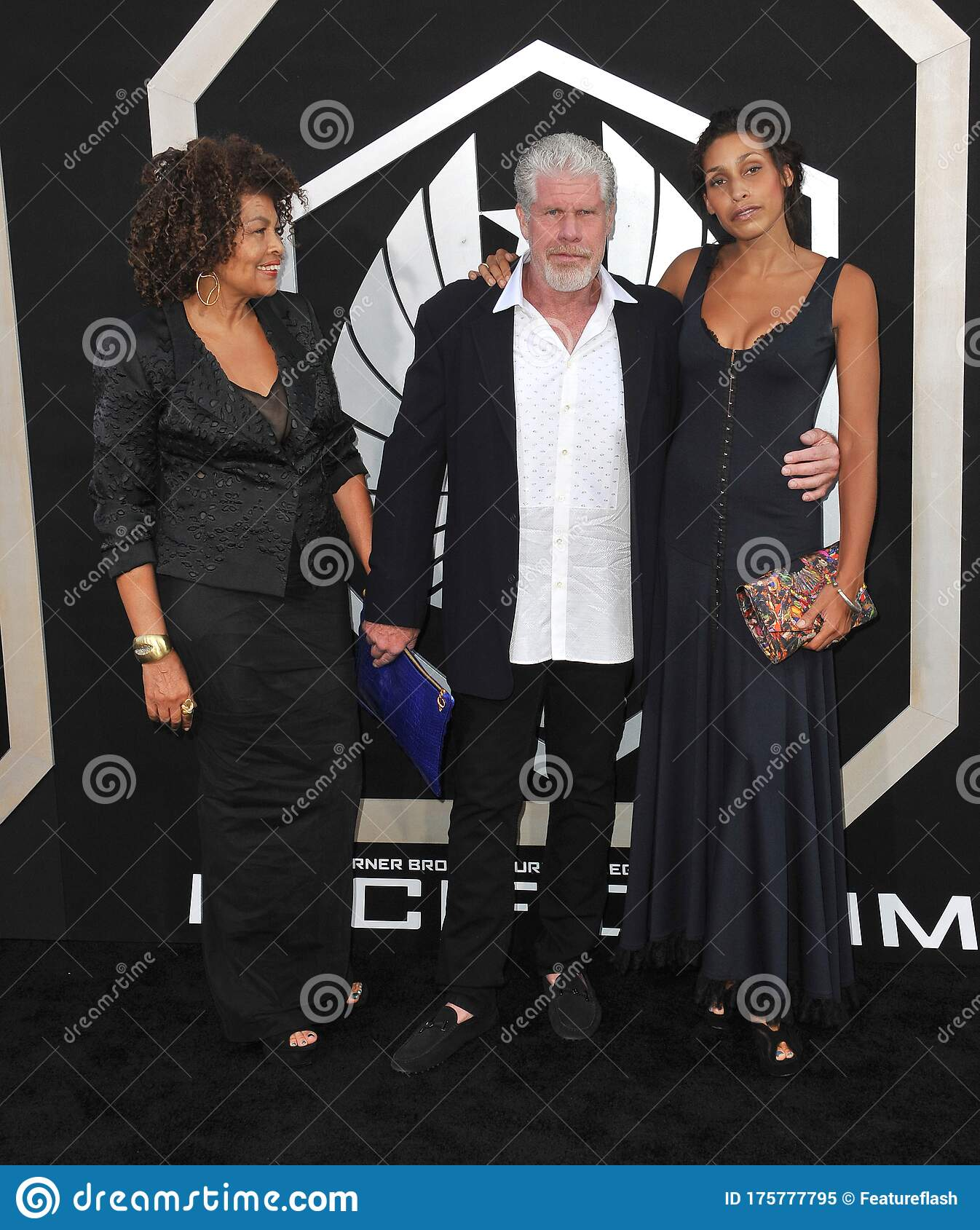Ron Perlman editorial image. Image of fame, couple, pacific - 175777795