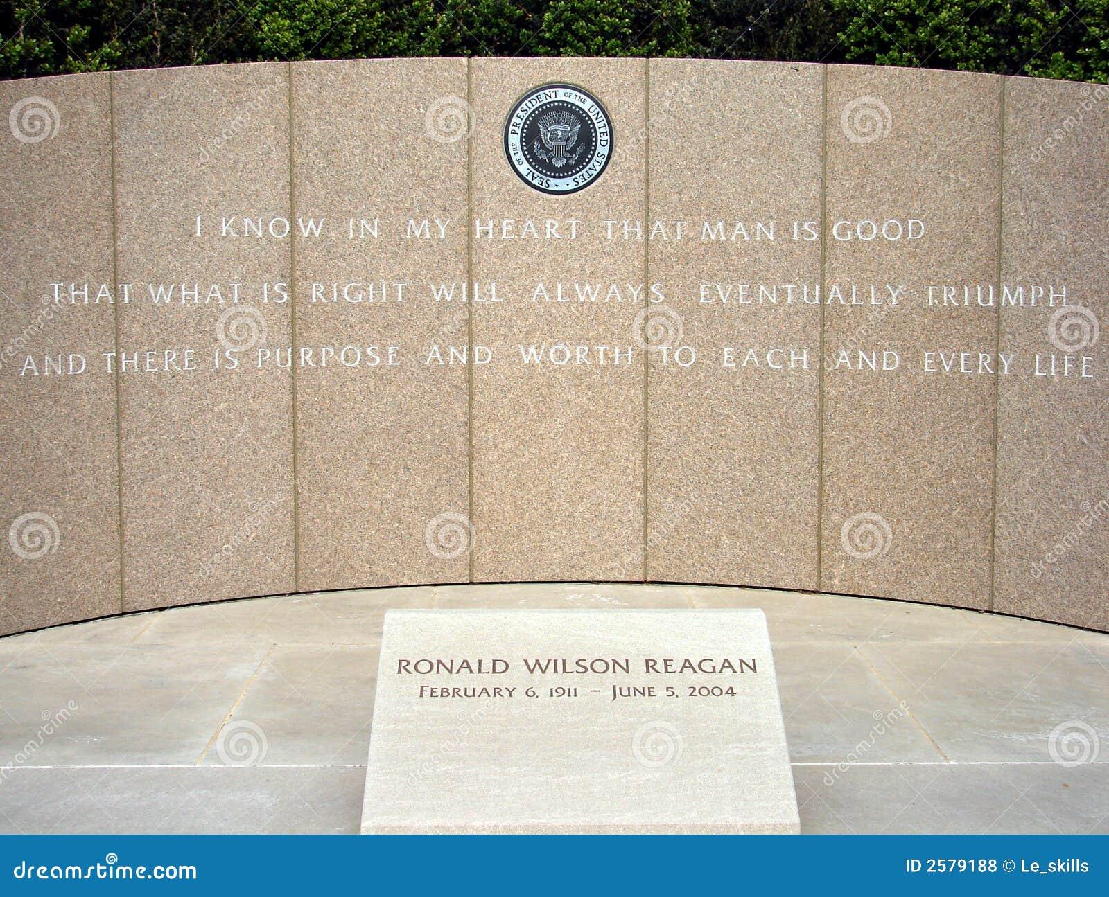 Ronald Reagan pamiątkowy