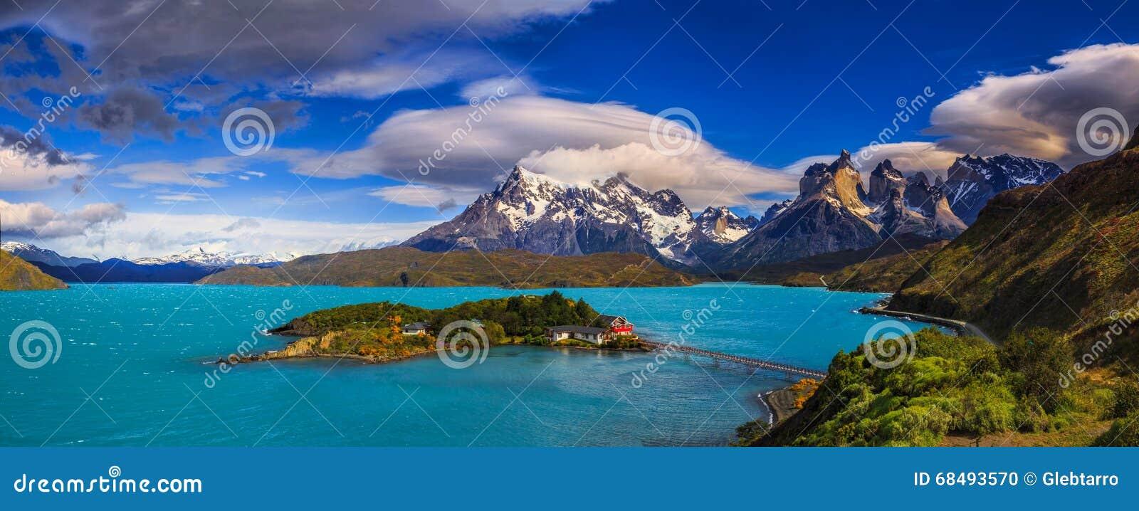 Rond Chileens Patagonië