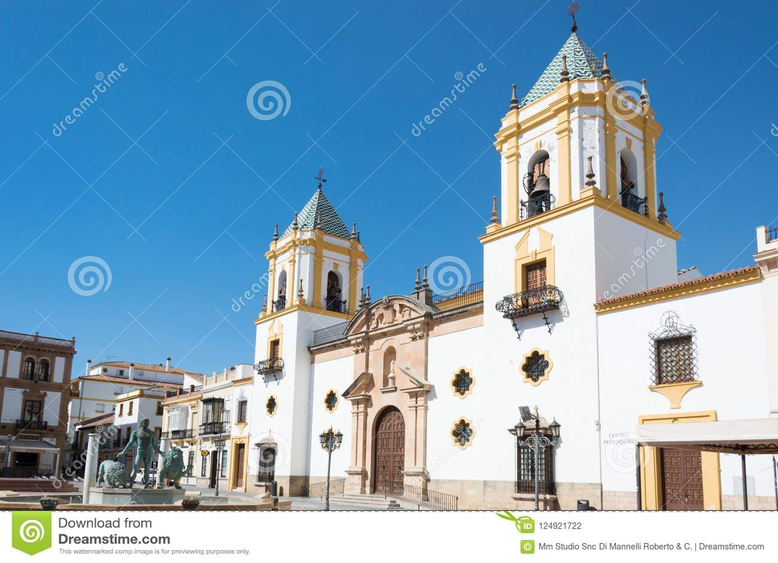 Ronda-Reise in Andalusien Spanien Europa