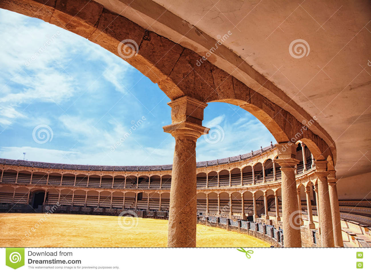 Ronda, Spain Stock Photo - Image: 26053850