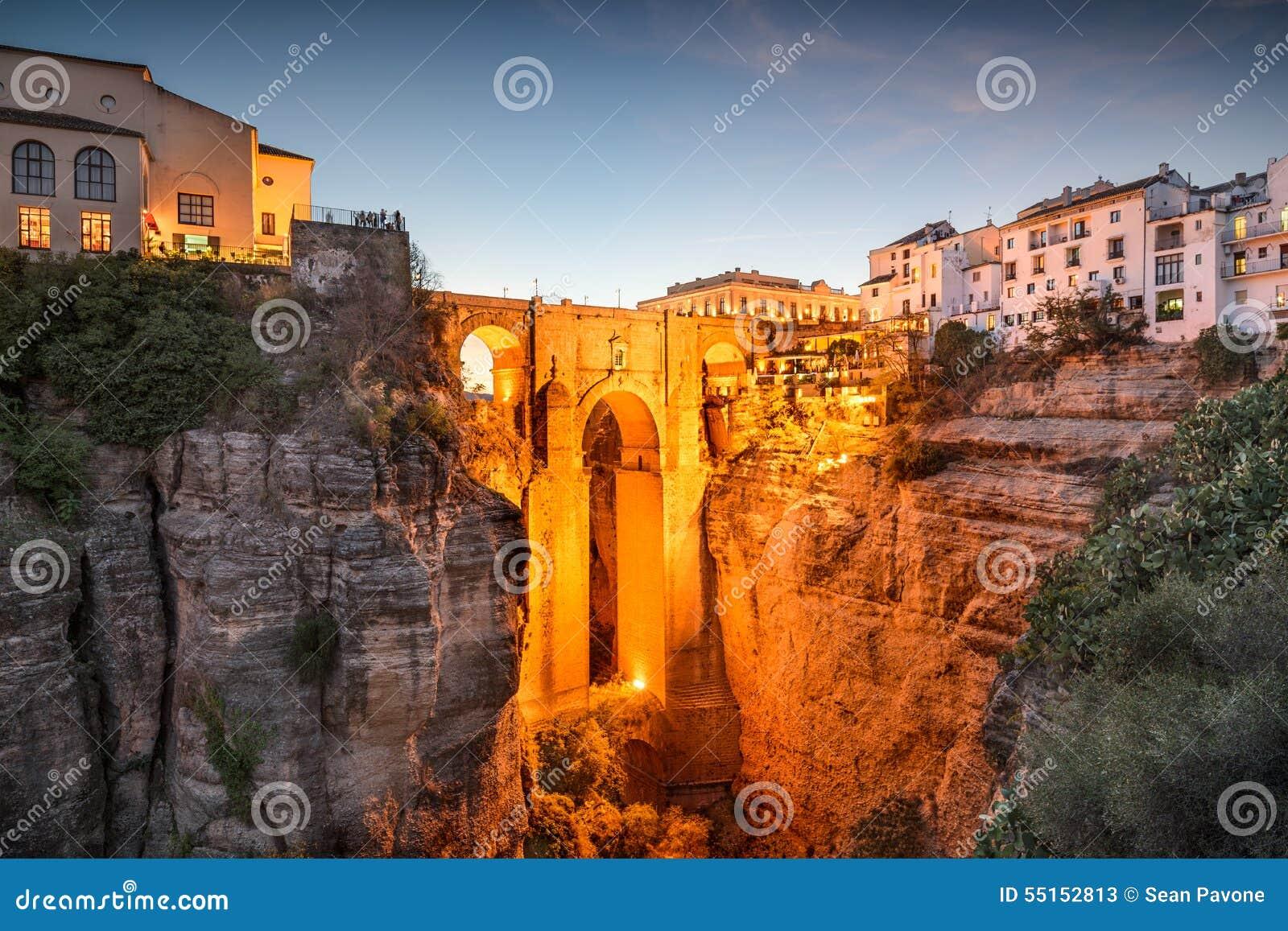 Ronda Spanien