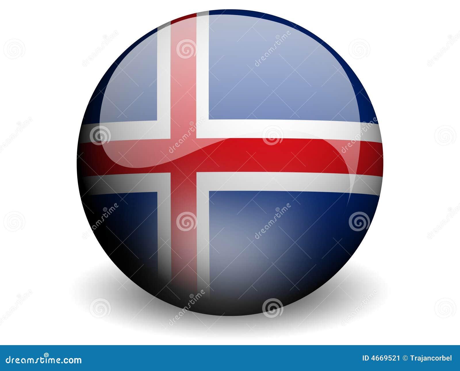 Ronde Vlag van IJsland