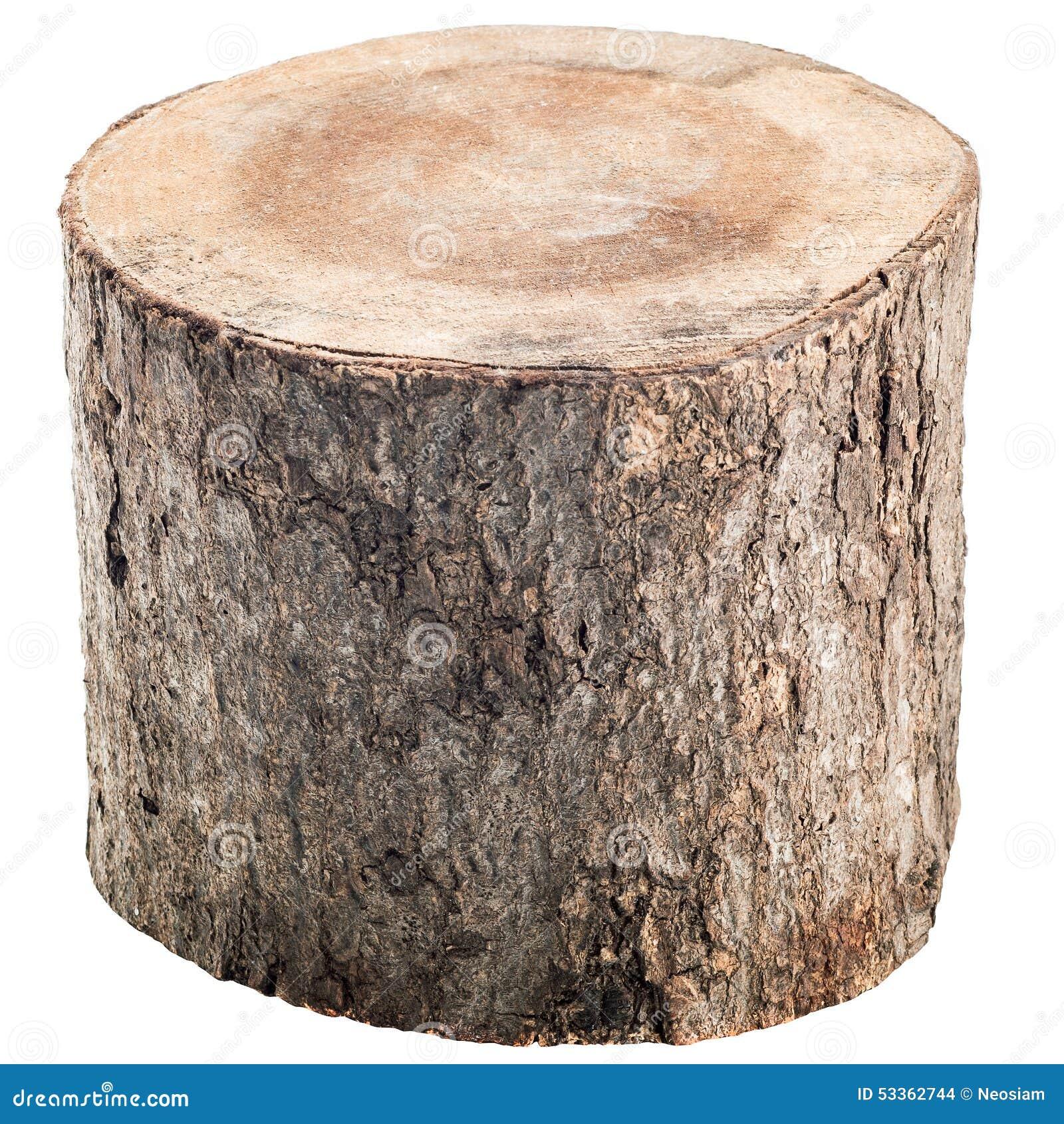 Rondin en bois photo stock image du fond nature firewood 53362744 - Meuble en rondin de bois ...