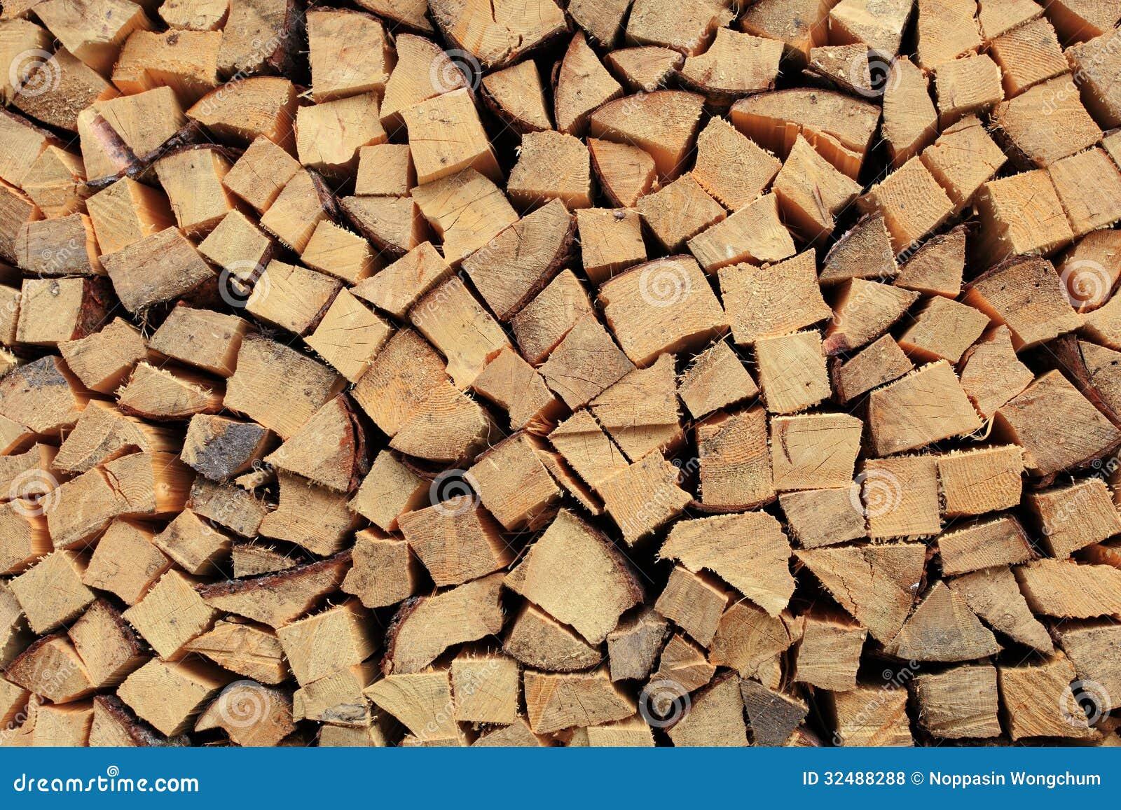 Rondins en bois photo stock image du forme boucle arbre - Rondin de bois castorama ...