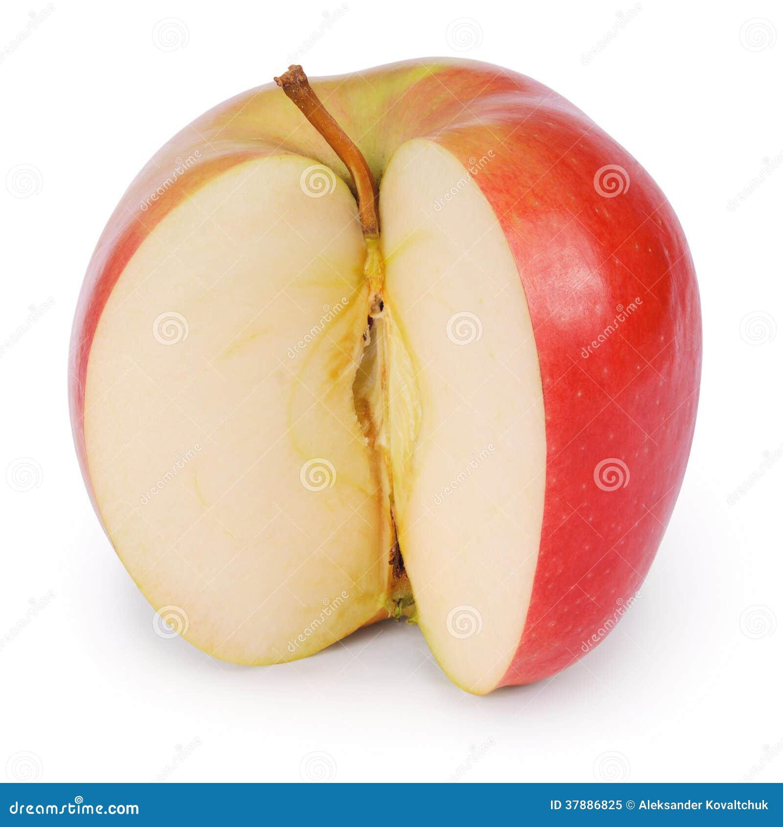 Rood Apple (het Knippen weg)