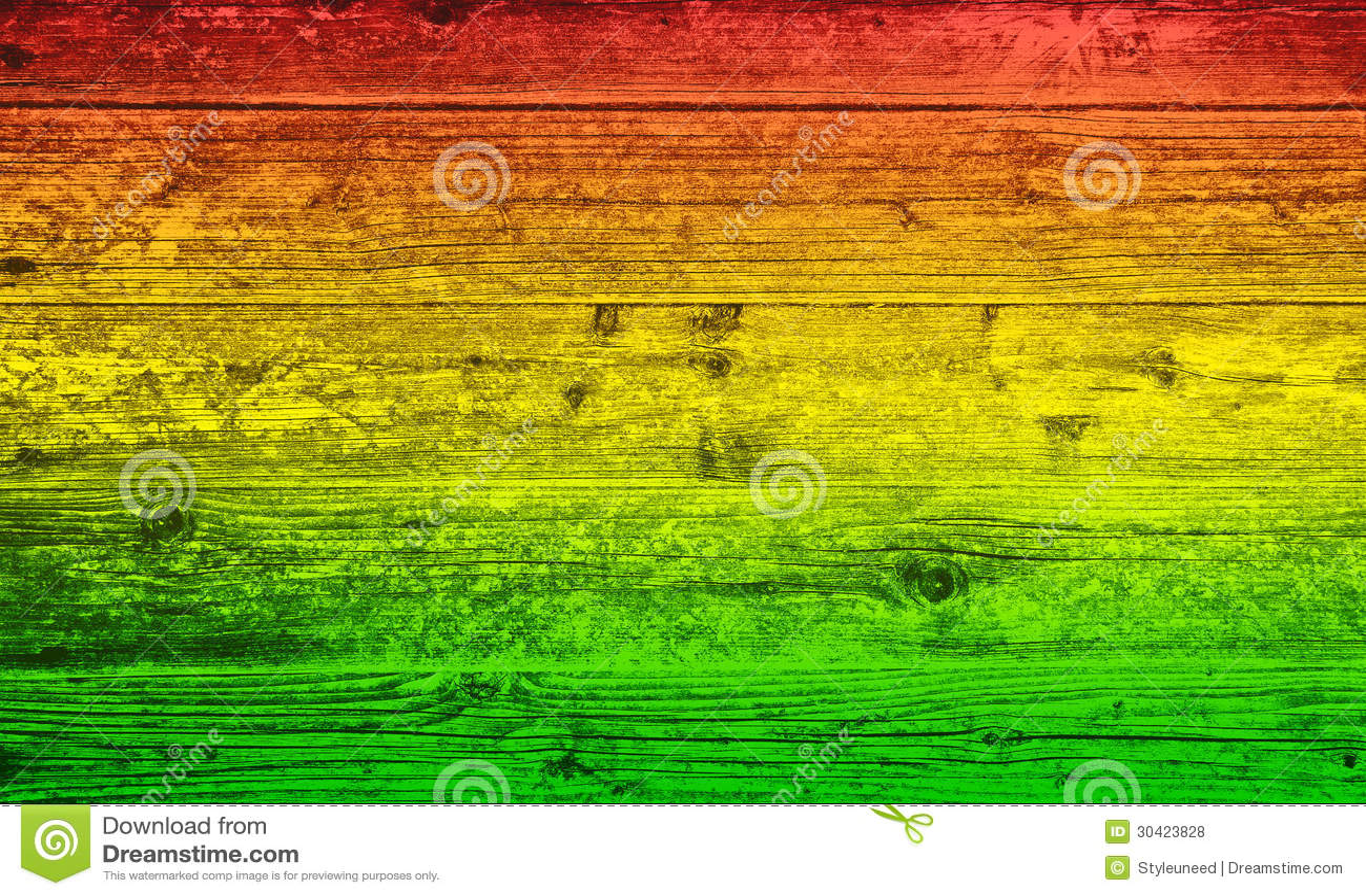 rood geel en groen hout stock foto afbeelding bestaande