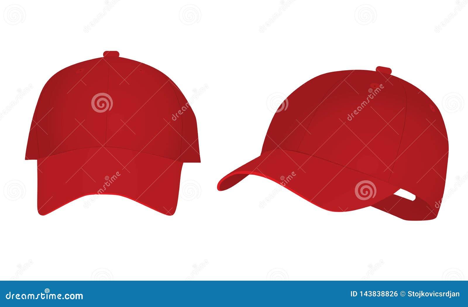 Rood honkbal GLB