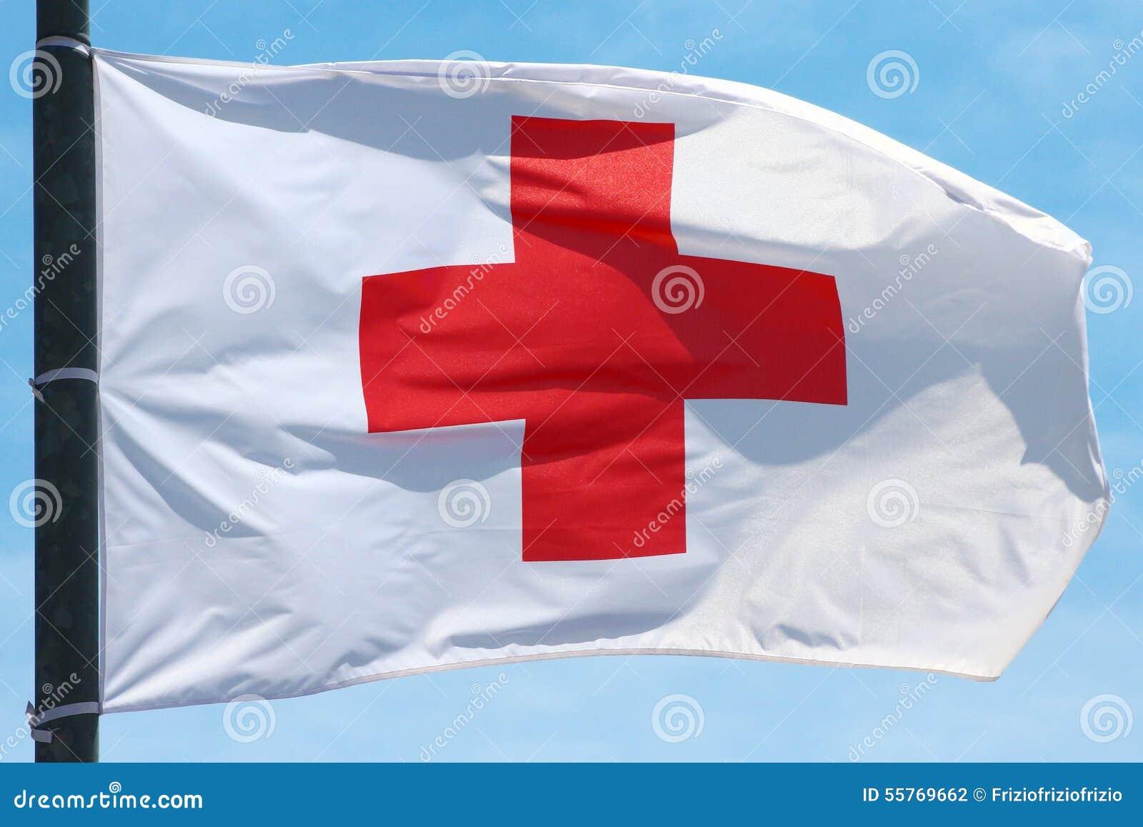 Rood kruisvlag