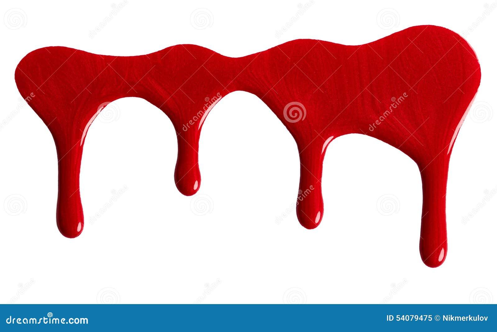 Rood nagellak