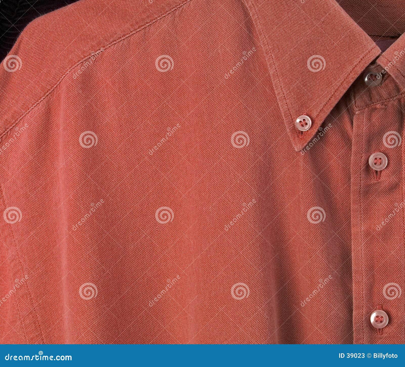 Rood overhemd