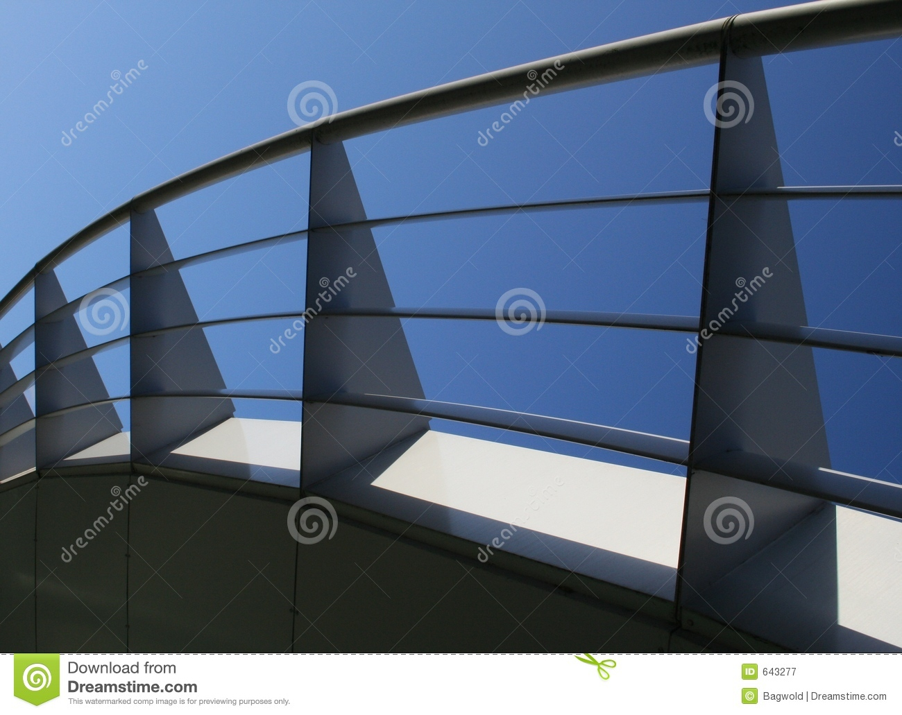Roof Line Royalty Free Stock Photography Image 643277