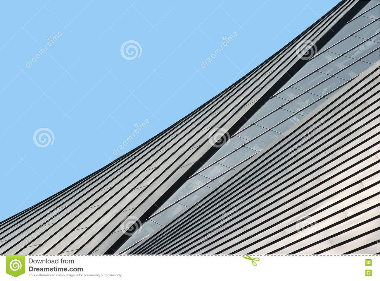 Roof lines royalty free stock image image 3370606 for Roof lines