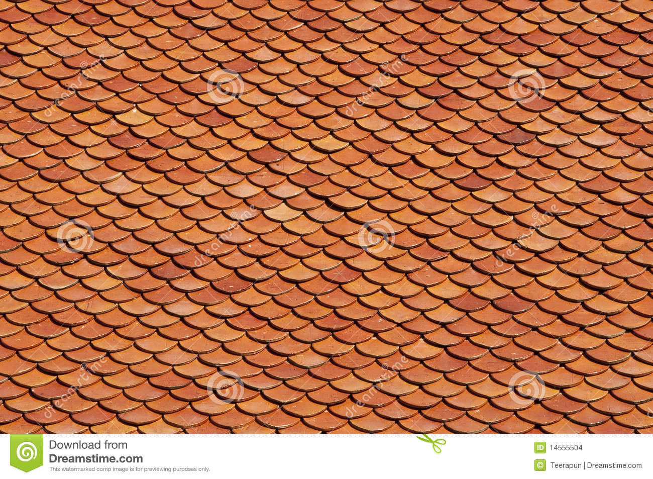 Roof Pattern Stock Photo Image Of Color Exterior Home