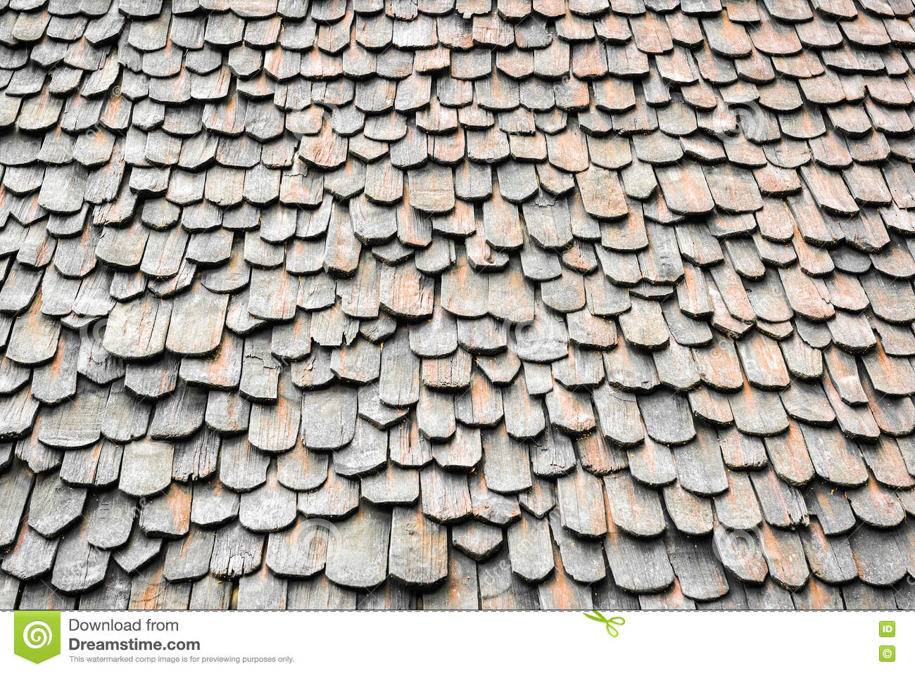 Roof pattern stock photo image of clay rough curve for Roof tile patterns