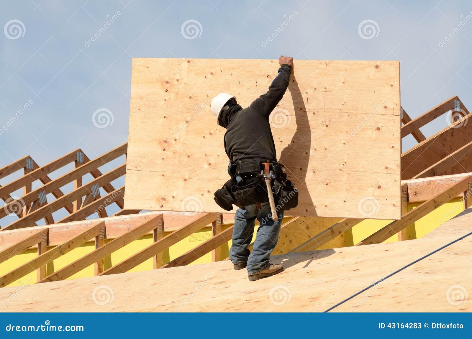 Roof Sheet Stock Photo Image 43164283