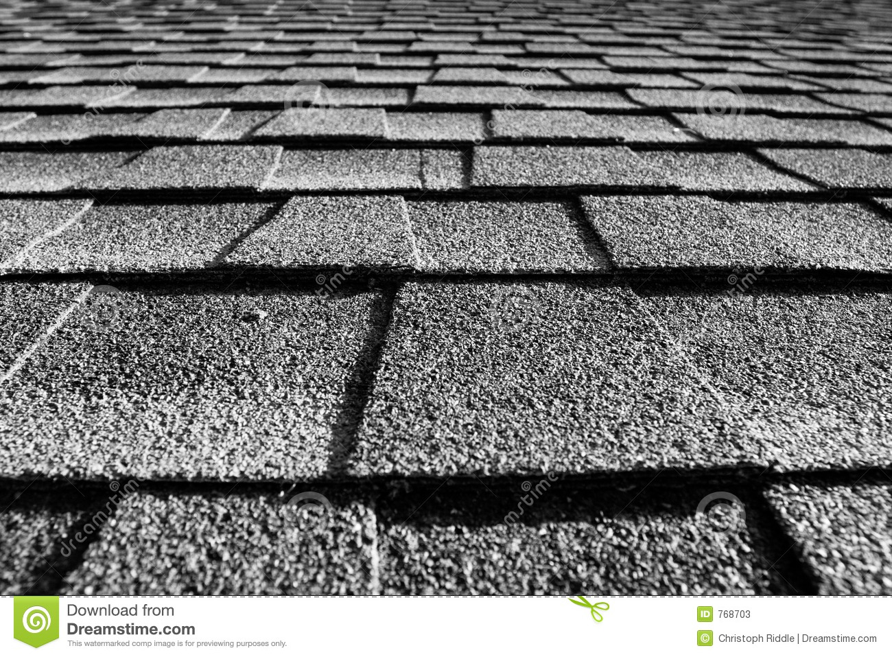Roof Shingles Stock Image Image Of Housing Roofing