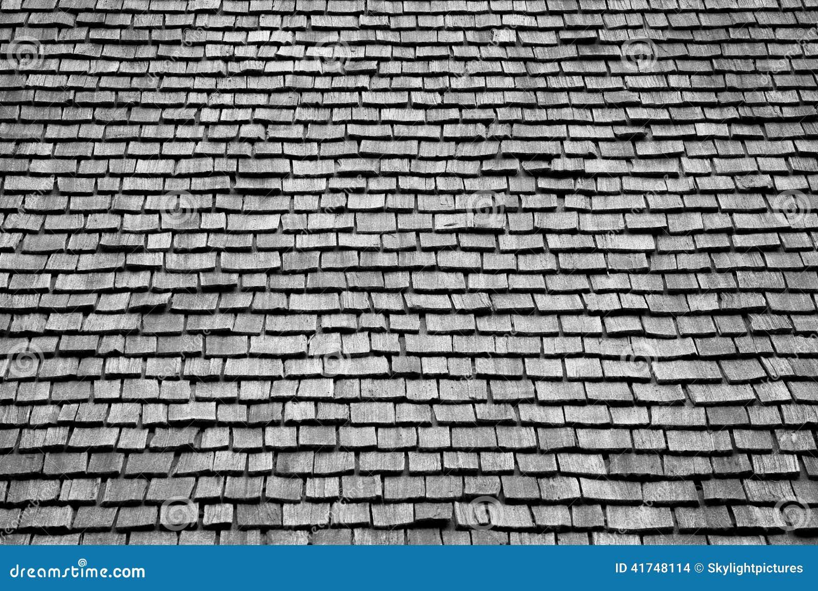 Roof Shingles Stock Photo Image 41748114