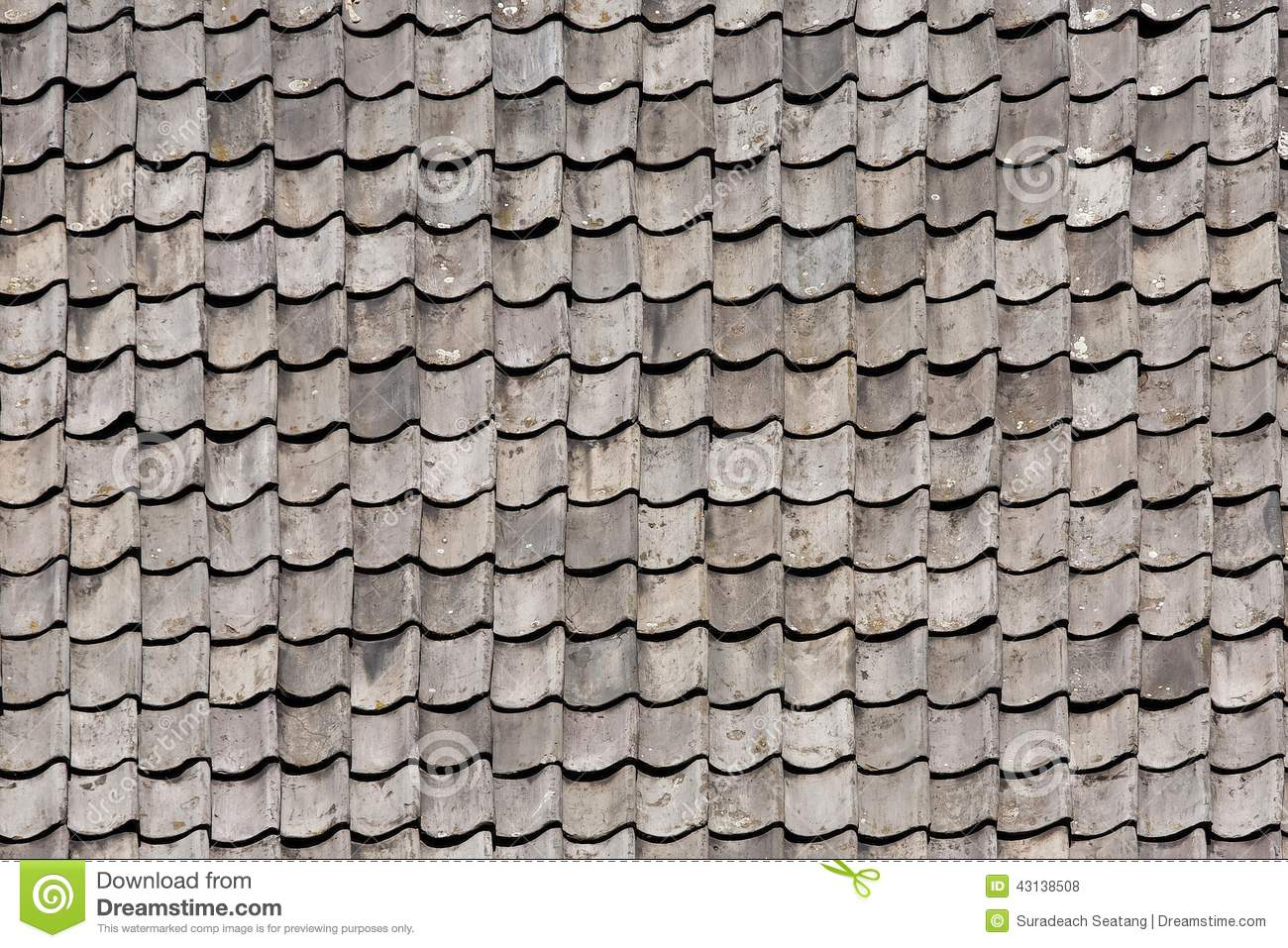 Roof Texture Stock Photo Image Of Roofing Historical 43138508