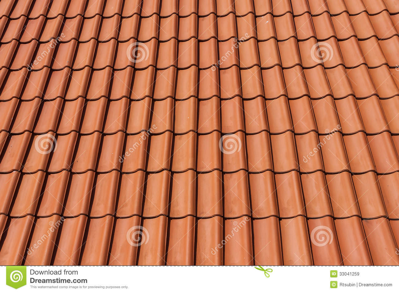 Roof tile pattern royalty free stock photography for Roof tile patterns
