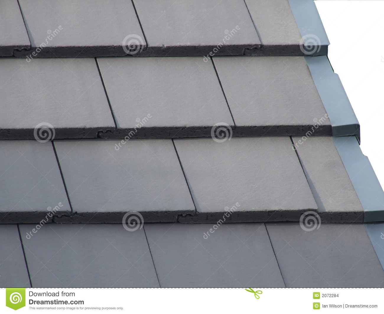 Royalty Free Stock Photo. Download Roof Tiles ...