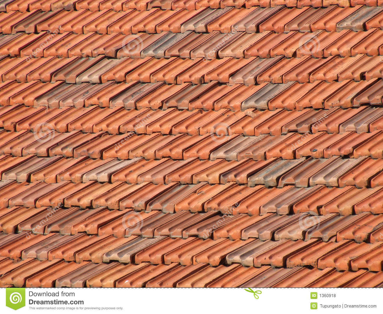Roof tile ceramic roof tiles for Clay tile roof