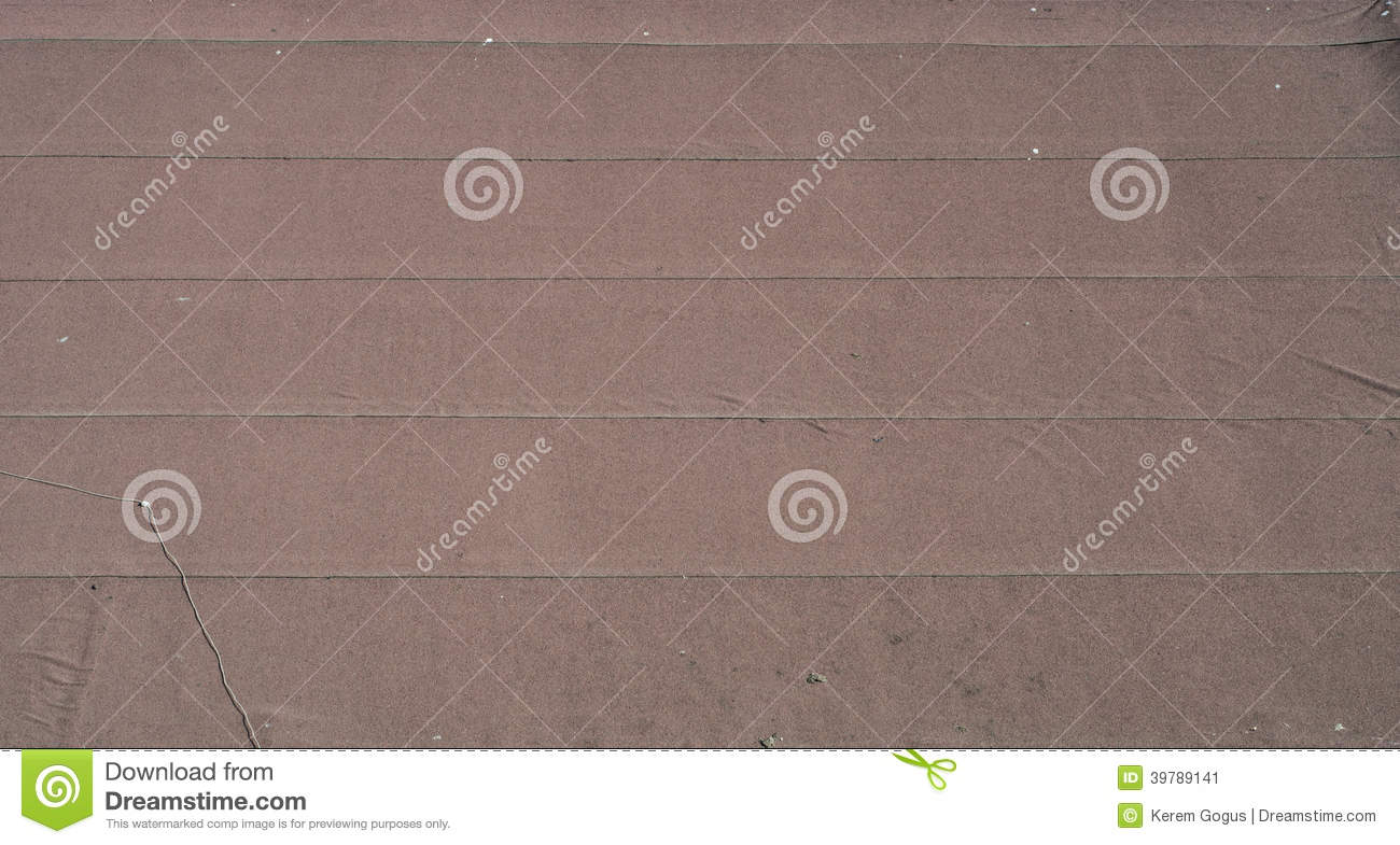 Roof top covering stock photo image 39789141 for Roof covering materials