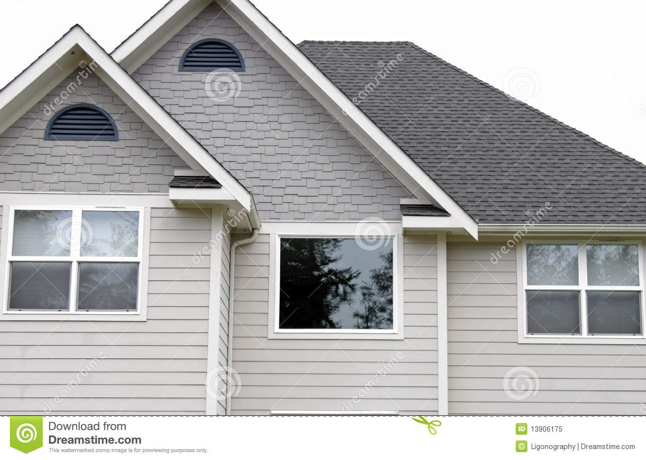 Roof Top Eaves Royalty Free Stock Photo Image 13906175