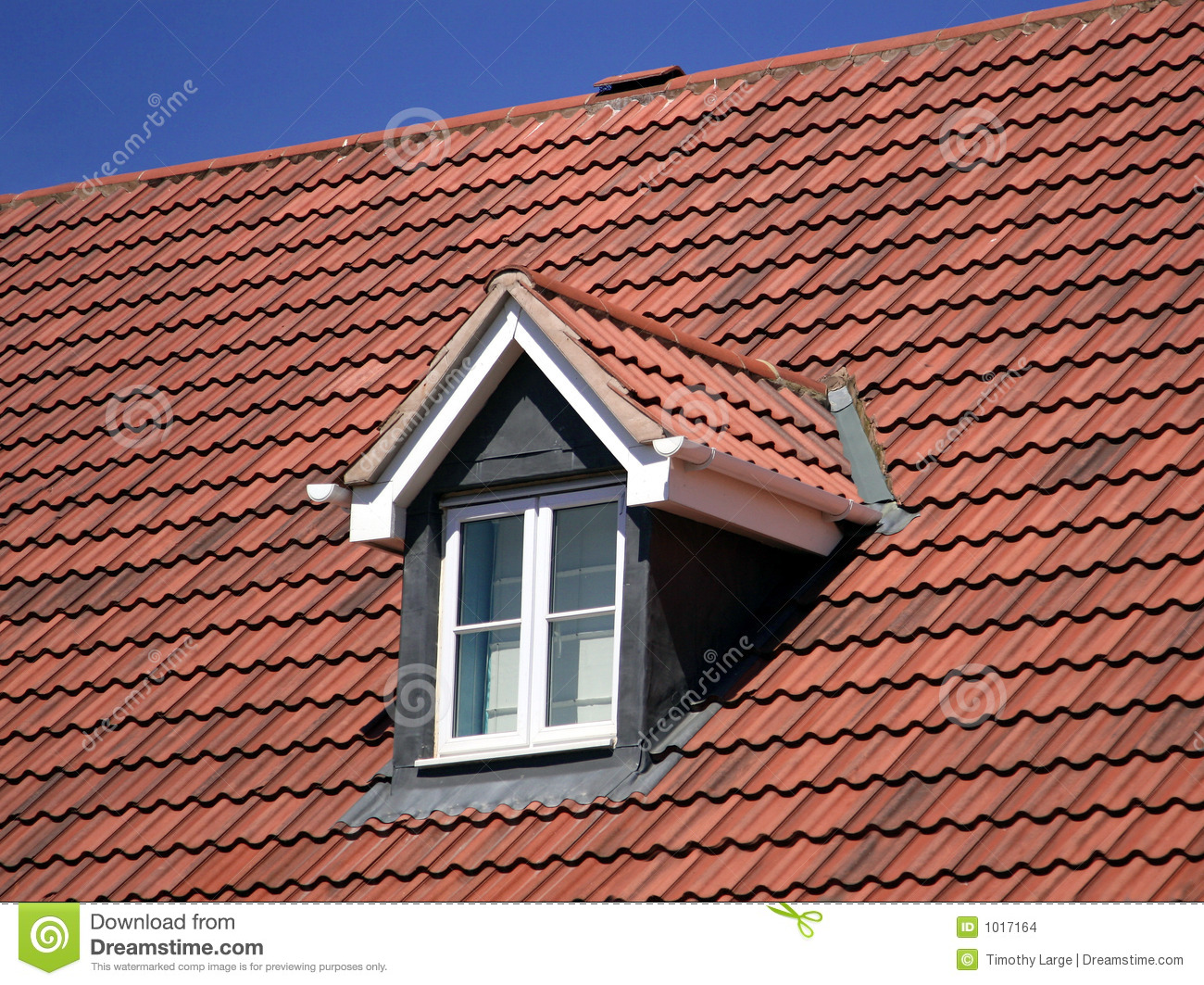 Roof window stock images image 1017164 for Window roof design
