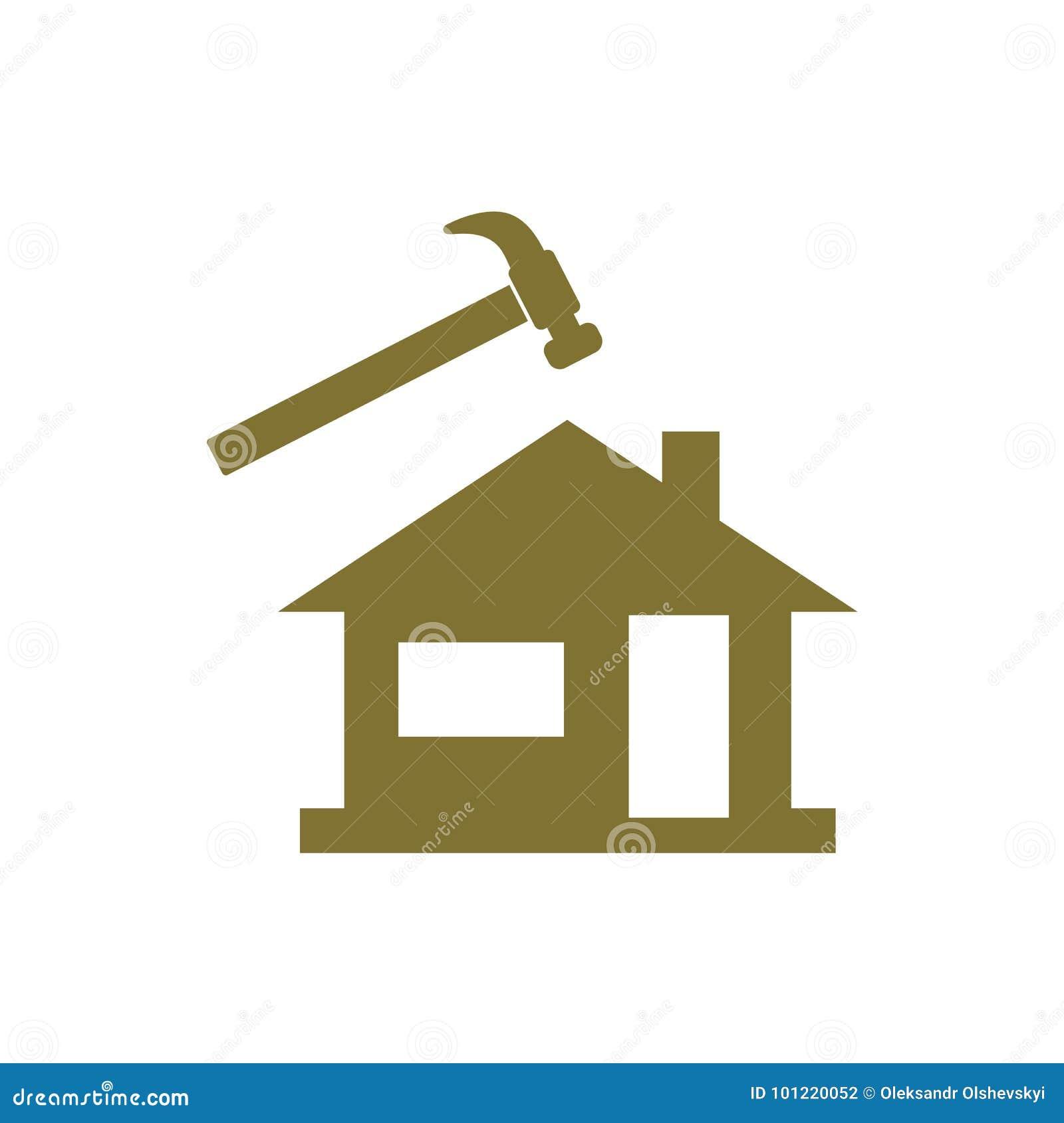 Roofer/leidekkerspictogram