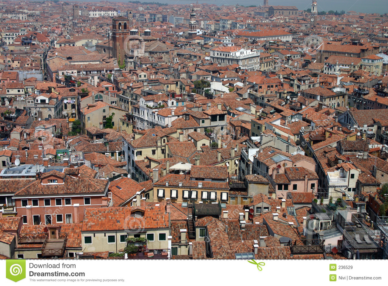 Roofs venice