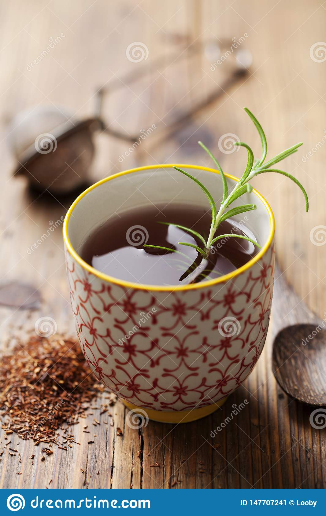 a rooibos tea zsíréget)