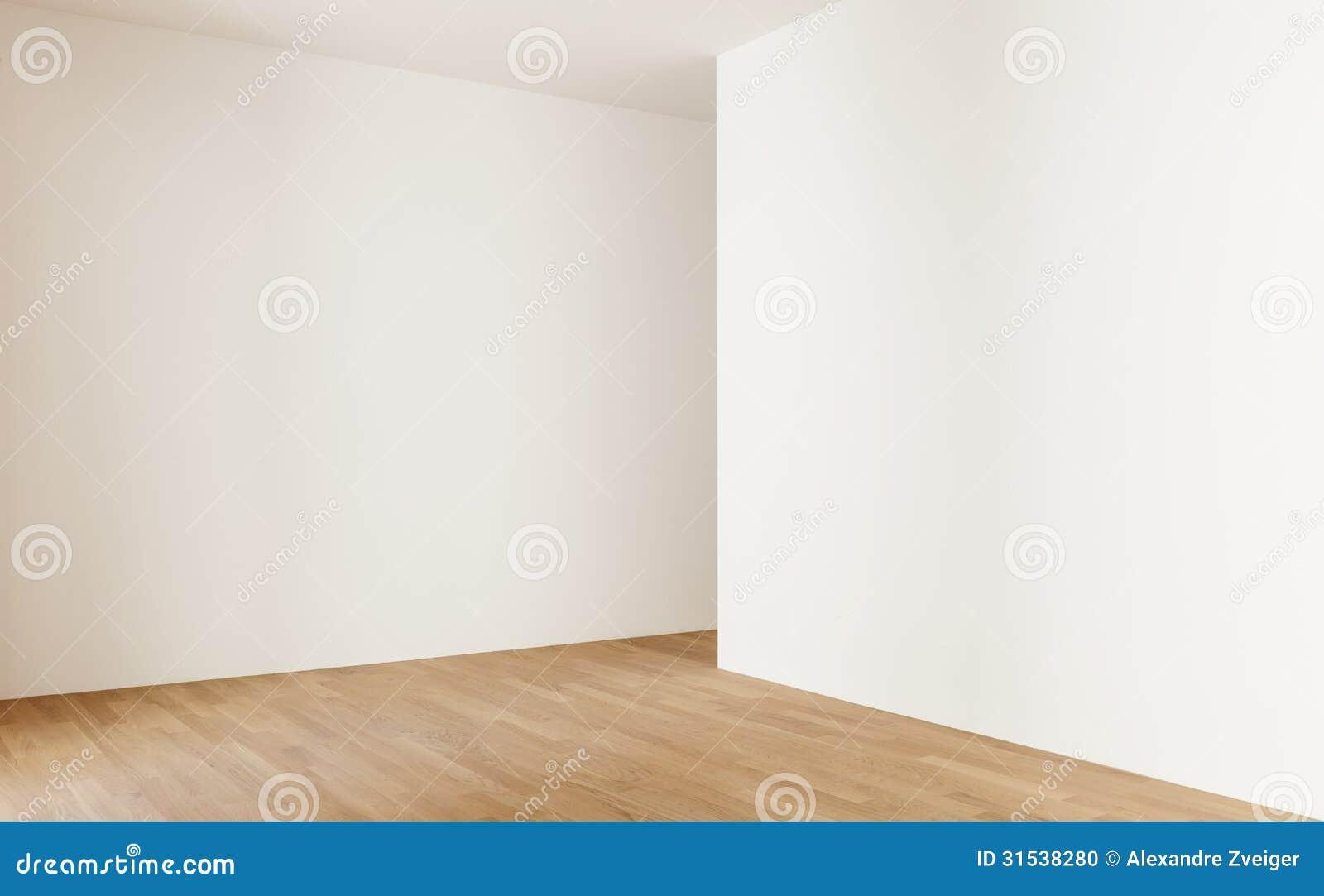 Room White Walls Stock Photo Image 31538280