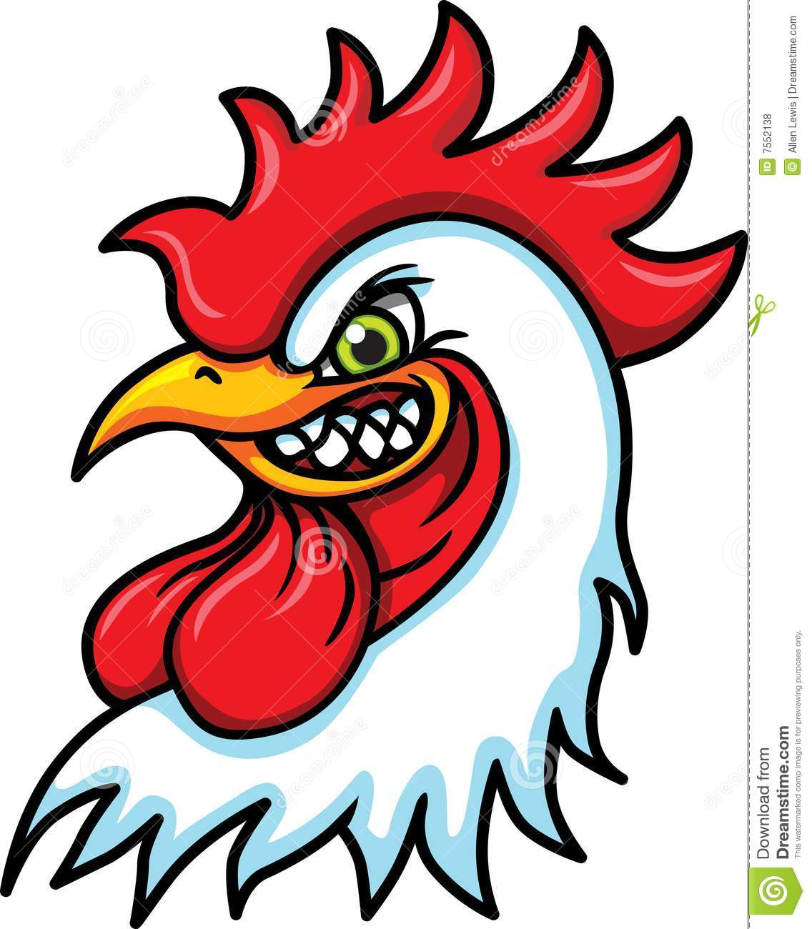 rooster royalty free stock photos image 7552138 angry bird clipart black and white angry birds clip art images black and white