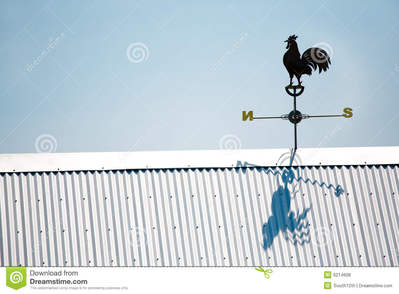 Animated Weather Vane Plans