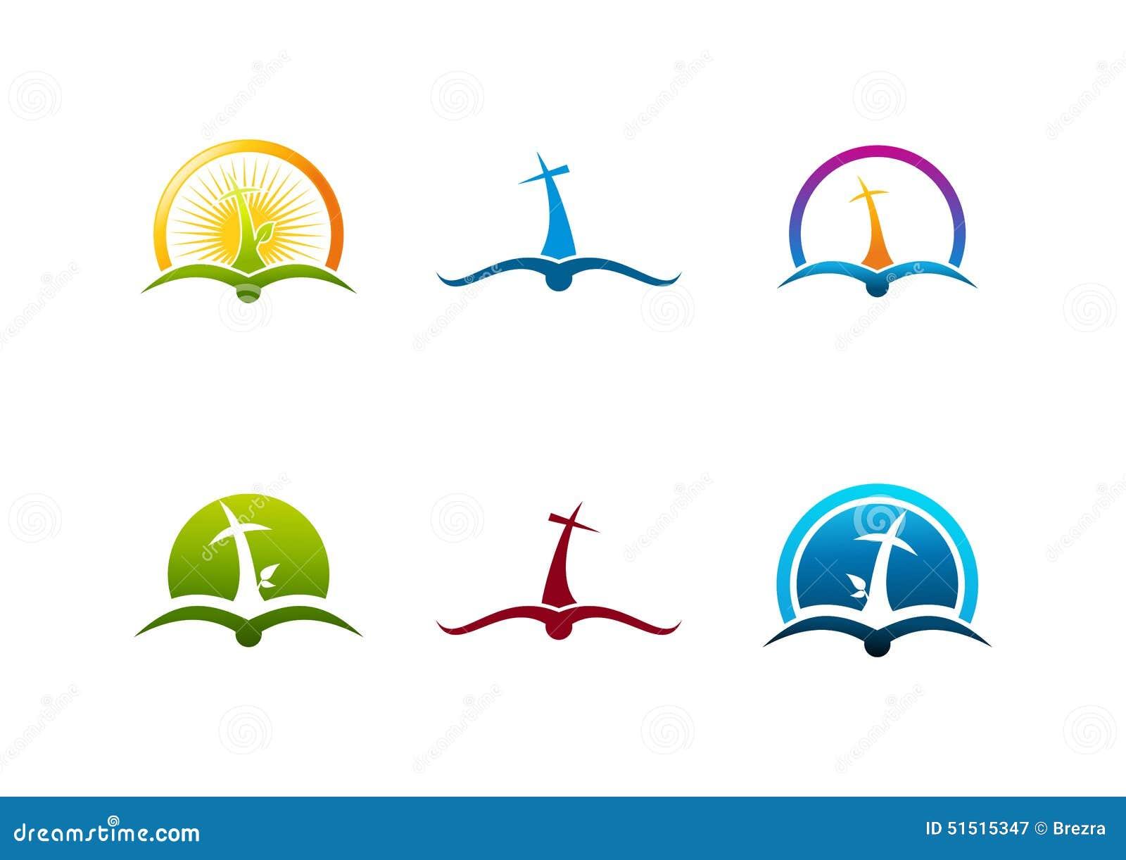 Free Christian Logo Design Templates Kubreeuforicco - Logo creator templates