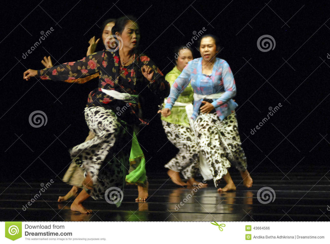 ROOT OF INDONESIAN DANCE