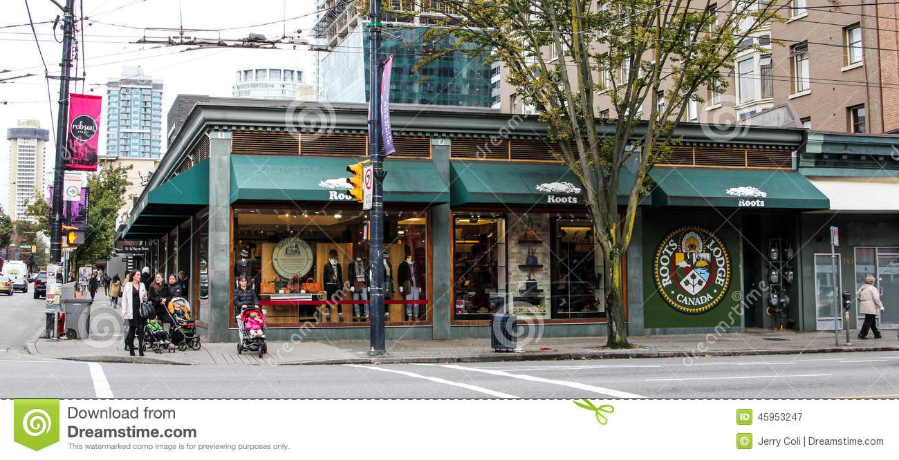 Cool clothing stores in vancouver