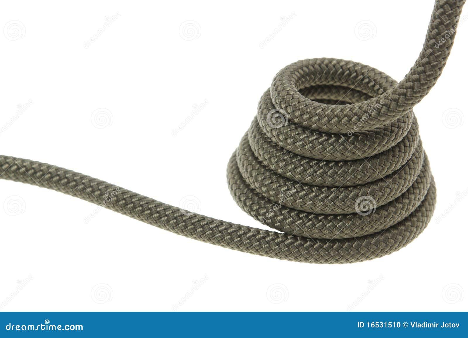 Rope cone.