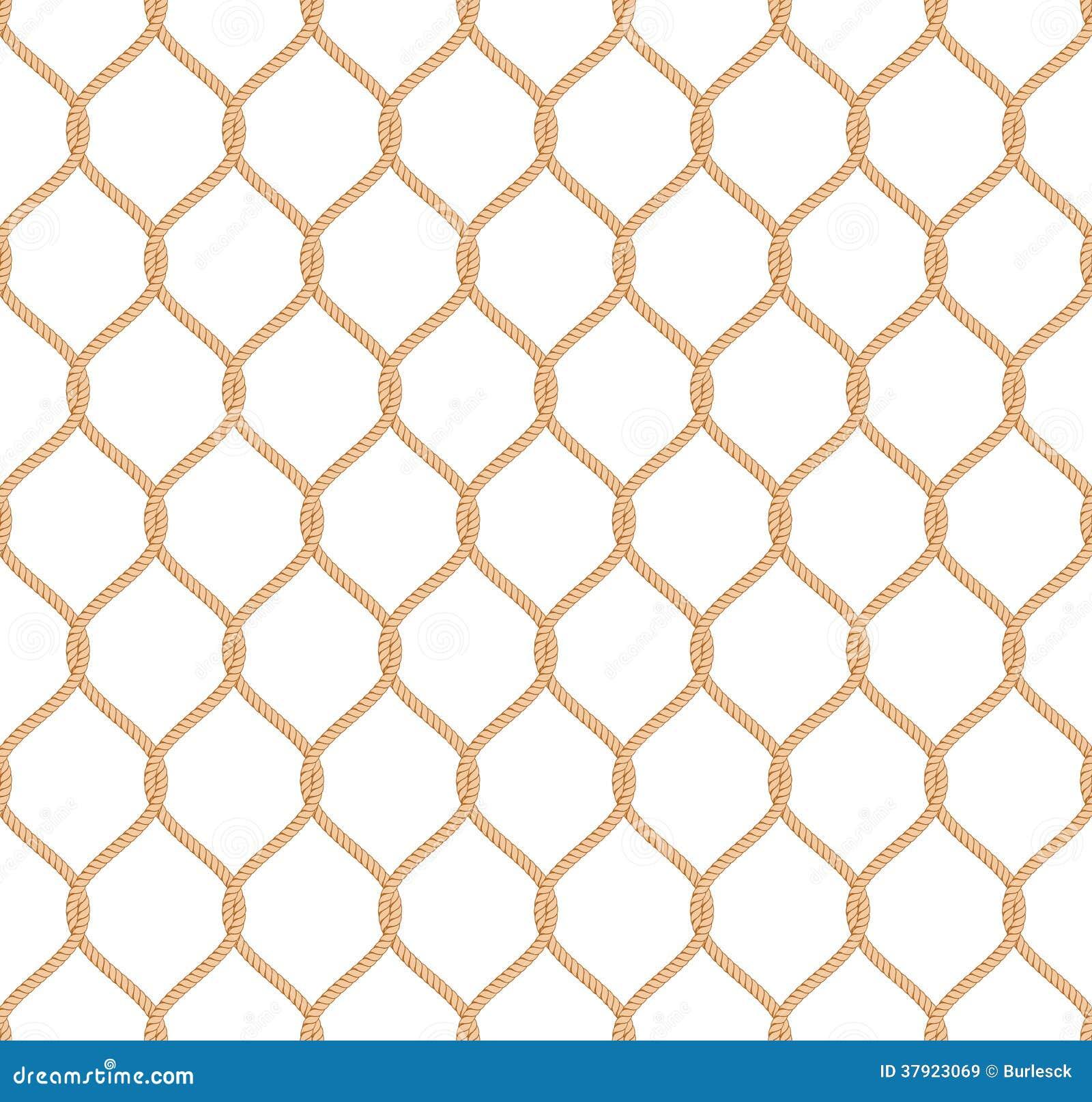 Rope Marine Net Pattern Royalty Free Stock Images - Image ...